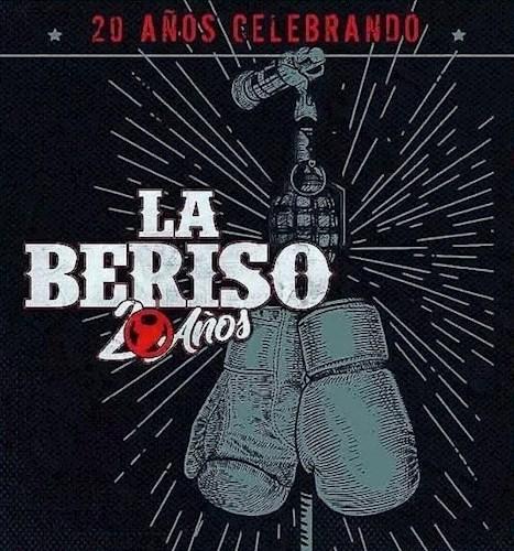 CD 20 AÑOS CELEBRANDO (2CD + LIBRO)