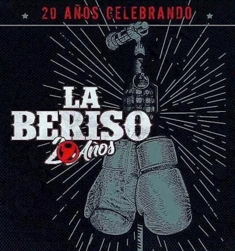 CD 20 AÑOS CELEBRANDO