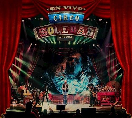 CD CIRCO SOLEDAD EN VIVO