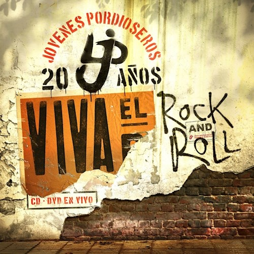 CD + DVD VIVA EL ROCK AND ROLL