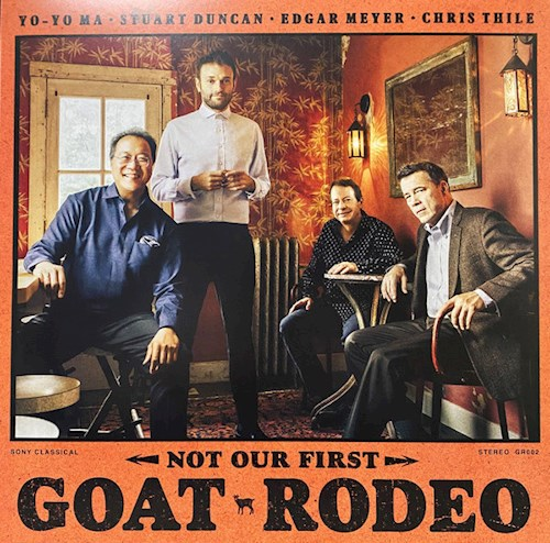 VINILO NOT OUR FIRST GOAT RODEO