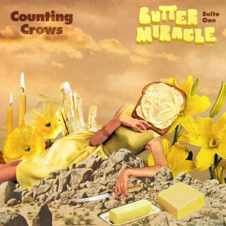 VINILO BUTTER MIRACLE SUITE ONE