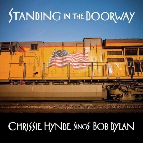 VINILO STANDING IN THE DOORWAY SINGS BOB DYLAN