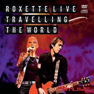 CD + DVD TRAVELLING THE WORLD