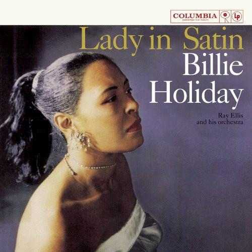 CD LADY IN SATIN
