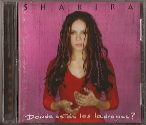 CD DONDE ESTAN LOS LADRONES
