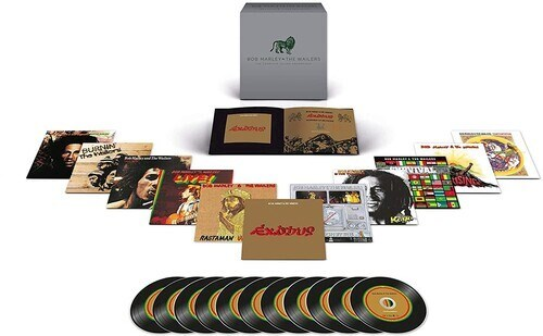 CD THE COMPLETE ISLAND RECORDINGS (11CD BOX SET)