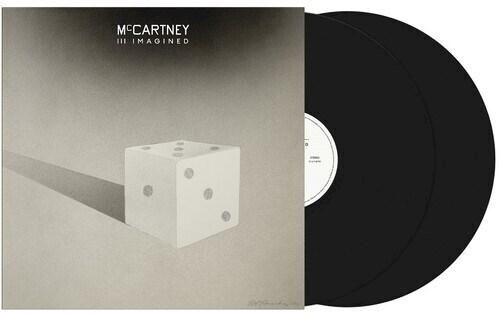 VINILO MCCARTNEY III IMAGINED