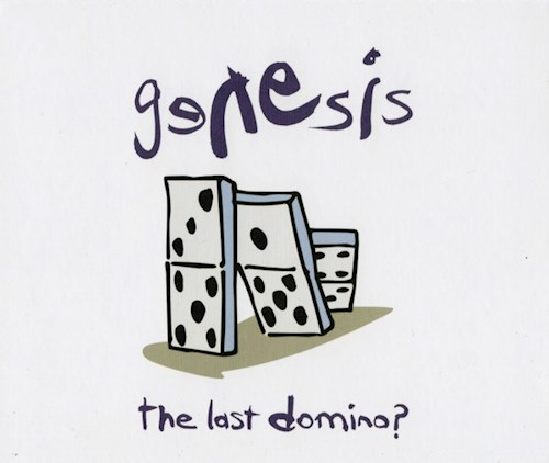 CD THE LAST DOMINO