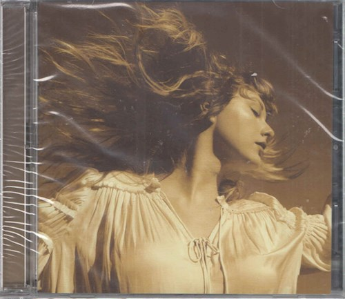 CD FEARLESS (TAYLOR S VERSION)