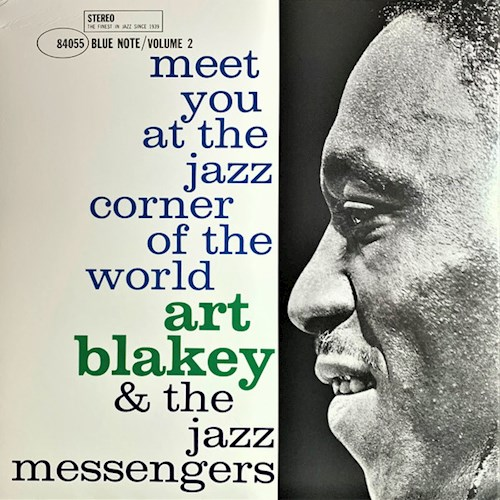 VINILO MEET YOU AT THE JAZZ CORNER OF THE WORLD