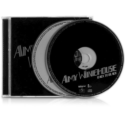 CD WINEHOUSE AMY/BACK TO BLACK DELUXE
