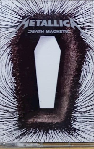 CD METALLICA/DEATH MAGNETIC
