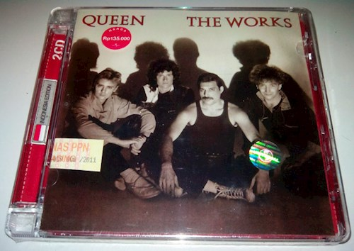 CD THE WORKS (2CD)