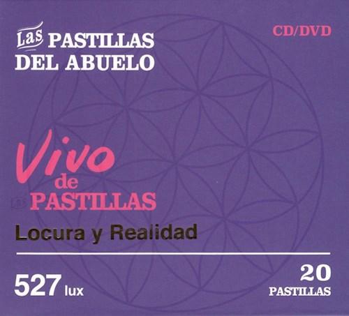 CD + DVD LOCURA  Y REALIDAD