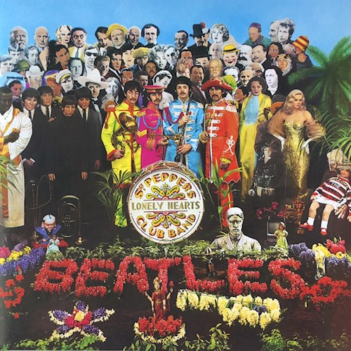 VINILO SGT PEPPERS LONELY CLUB HEART BAND ANNIVERSARY