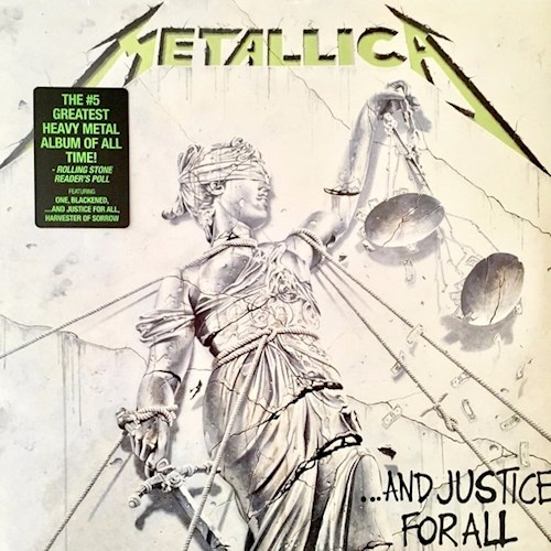 VINILO AND JUSTICE FOR ALL