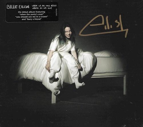 CD EILISH BILLIE/WHEN WE ALL FALL ASLEEP