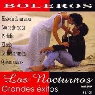 CD BOLEROS