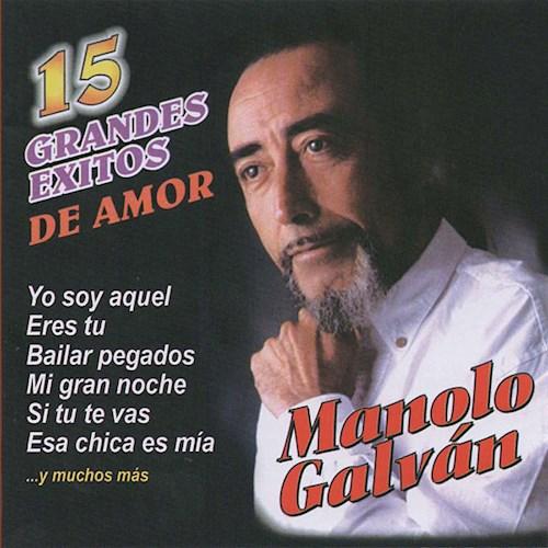 CD 15 GRANDES EXITOS DE AMOR