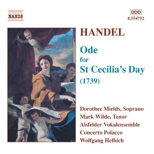 CD ODE FOR ST CECILIA S DAY