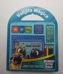 Papel Puppy Dog Pals - Valigita Mágica- Disney Junior