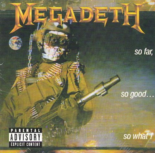 CD MEGADETH/SO FAR  SO GOOD    SO WATH (REM