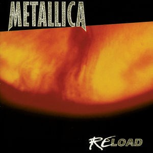 CD METALLICA/RELOAD