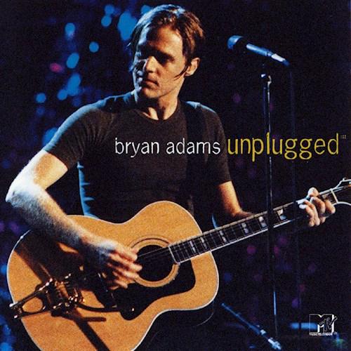 CD ADAMS BRIAN/UNPLUGGED