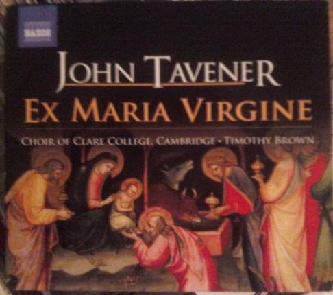 CD EX MARIE VIRGINE
