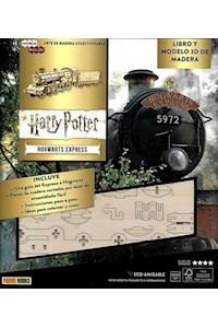 Papel Incredibuilds - Hagwarts Espress - Harry Potter