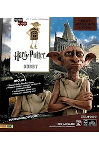 Papel Incredibuilds - Dobby - Harry Potter