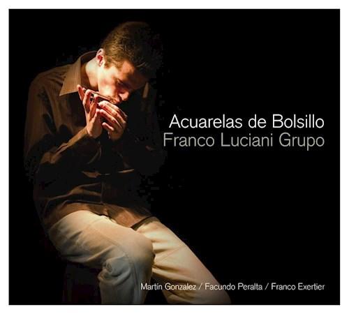 CD ACUARELAS DE BOLSILLO