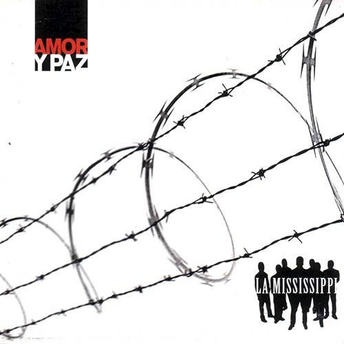 CD AMOR Y PAZ