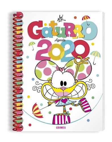 AGENDA GATURRO 2020 ANILLADA AGATHA