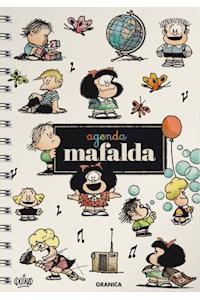 Papel Mafalda 2021 Perpetua - Personajes