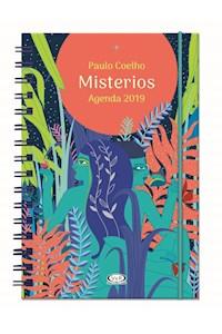 Papel Agenda Paulo Coelho 2019 - Anillada Misterios (Pareja)