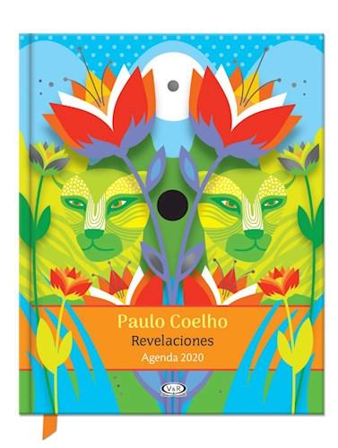 AGENDA PAULO COELHO 2020 CARTONE FELINOS