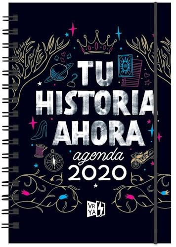 AGENDA TU HISTORIA AHORA 2020