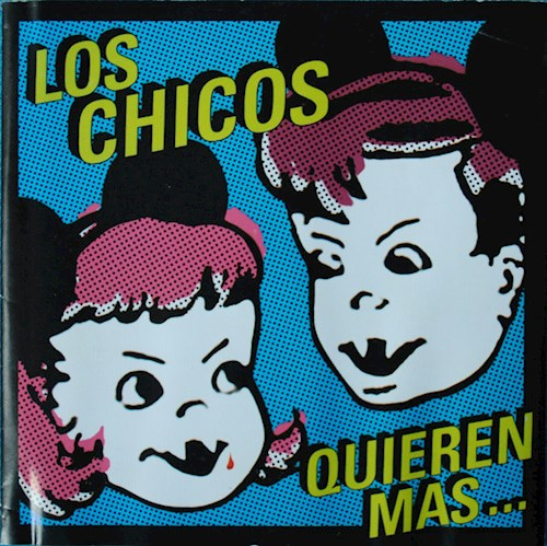 CD LOS CHICOS QUIEREN/DE