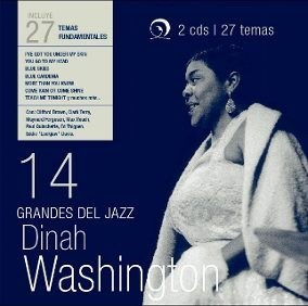 CD GRANDES DEL JAZZ 14