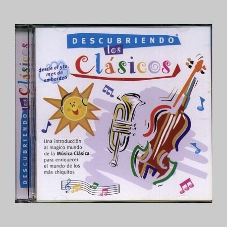 Papel Descubriendo Los Clasicos Cd