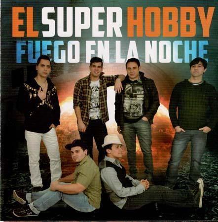 CD FUEGO EN LA NOCHE