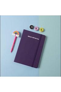 Papel Cuaderno A5 Soft Violeta