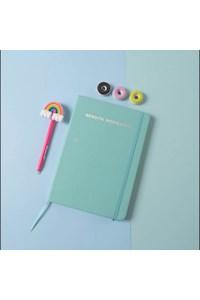 Papel Cuaderno A5 Soft Aqua