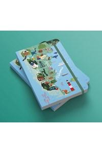 Papel Cuaderno Cosido Patagonia