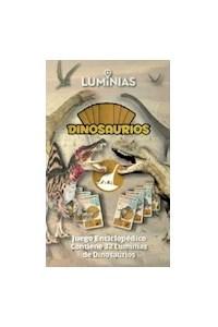 Papel Sobres Dinosaurs Evolver - Luminias