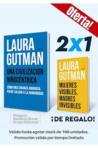 Papel Pack 2 Libros: Gutman Laura