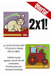 Papel Pack 2 Libros Infantiles: Relieves
