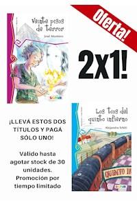 Papel Pack 2 Libros Infantiles: Telaraña